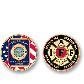 Fire Dept. Coins