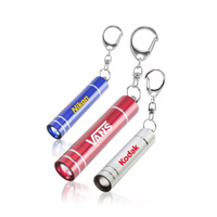 Lantern Aluminum LED Key Chains