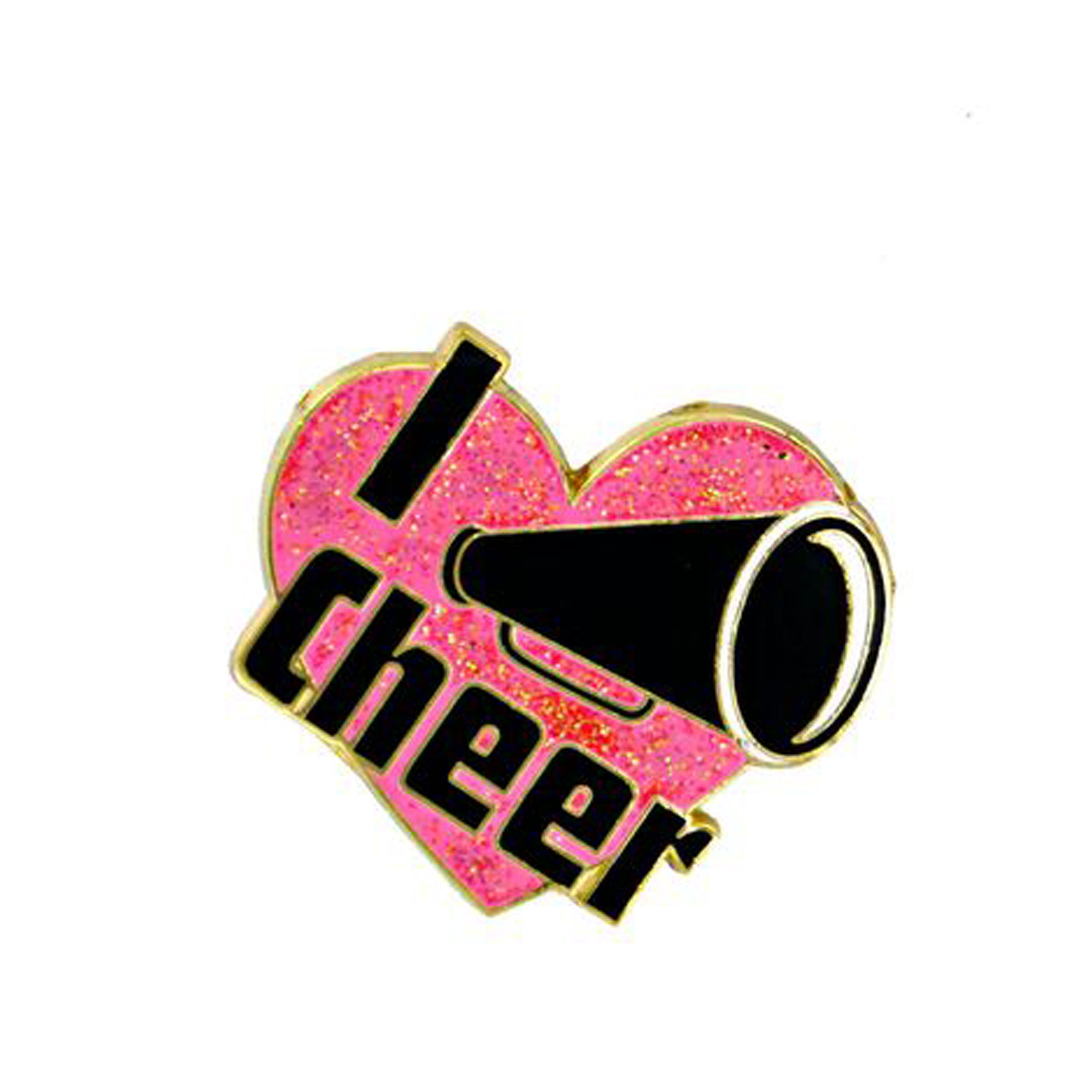 Cheerleading Pins