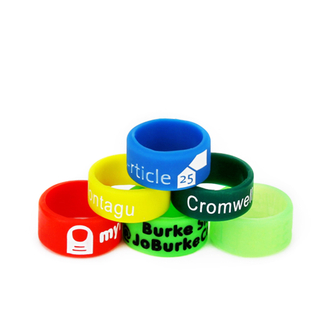 Silicone Finger Bands