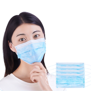 CE FDA ISO13485 Disposable 3ply Surgical Face Masks