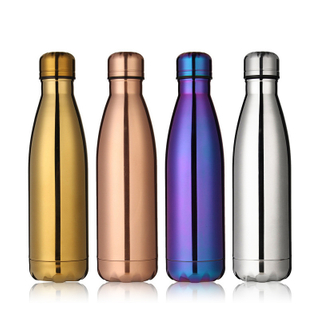 Custom Stainless Steel Vacuum Insulated Water Bottle