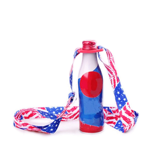 Custom Printed Bottle Holder Lanyard