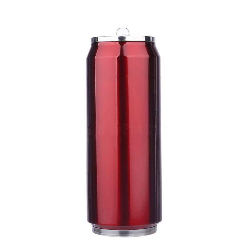 Double Wall Stainless Steel Vacuum Flask Bottle