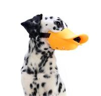 Duck Bill Anti-Bite Dog Muzzle Mouth Cover Mask