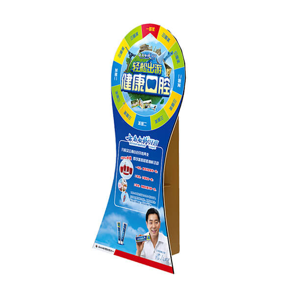 Pop Standees & Totem Display