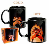 Custom Color Changing Ceramic Coffee Mug Magic Mugs