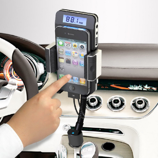 F11B FM Emitter for iPhone 4